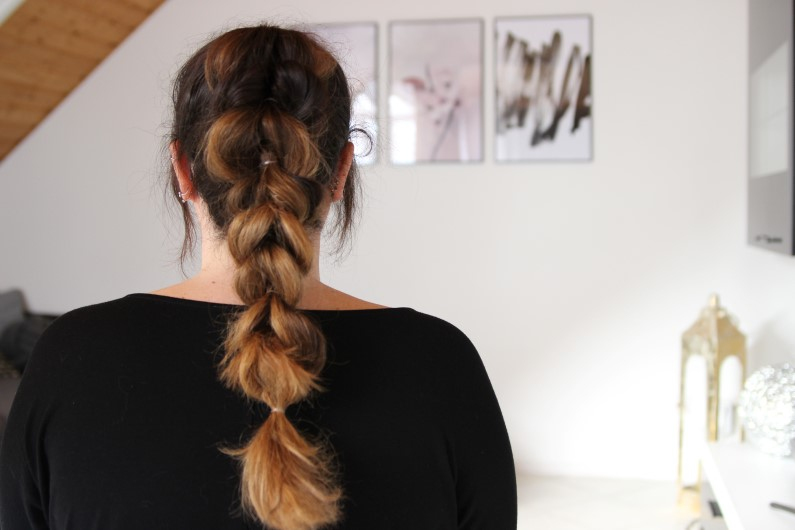 Pull Through Braid - Fertig 1