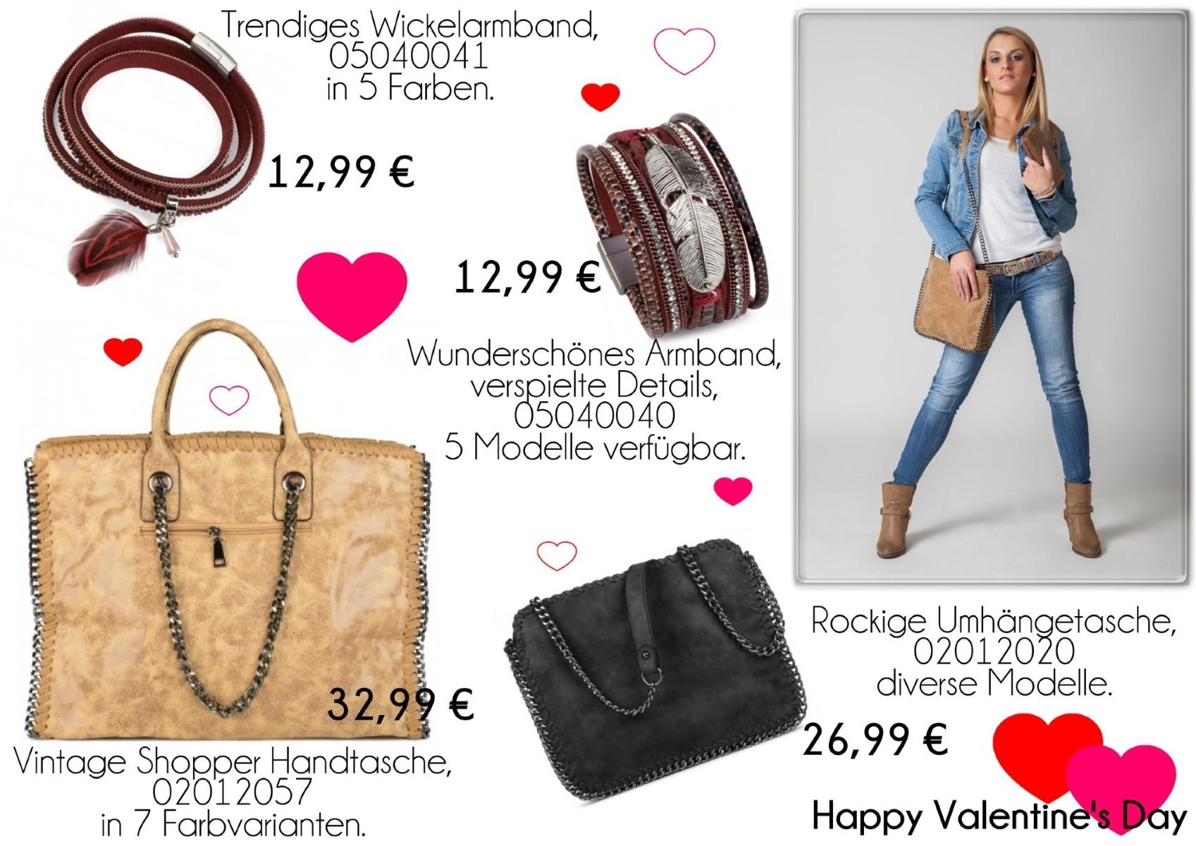 Valentingstag Damen Geschenke