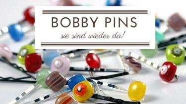 Check It Out Bobby Pins Sie Sind Wieder Da Stylebreaker Blog
