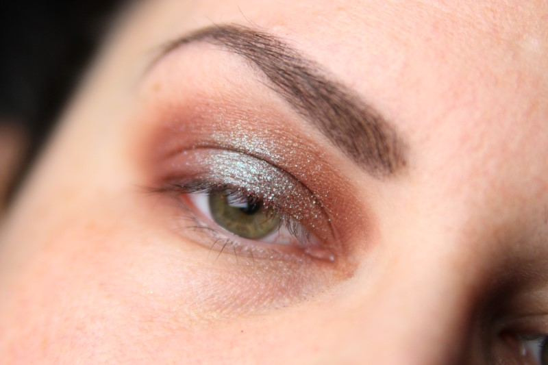 Herbstliches Makeup - Schritt 3