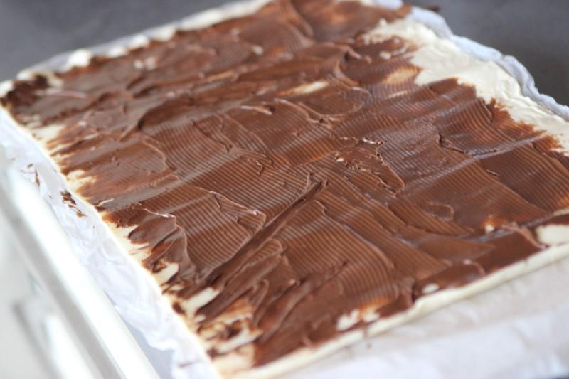 Nutella-Blätterteig-Schnecken - Schritt 2
