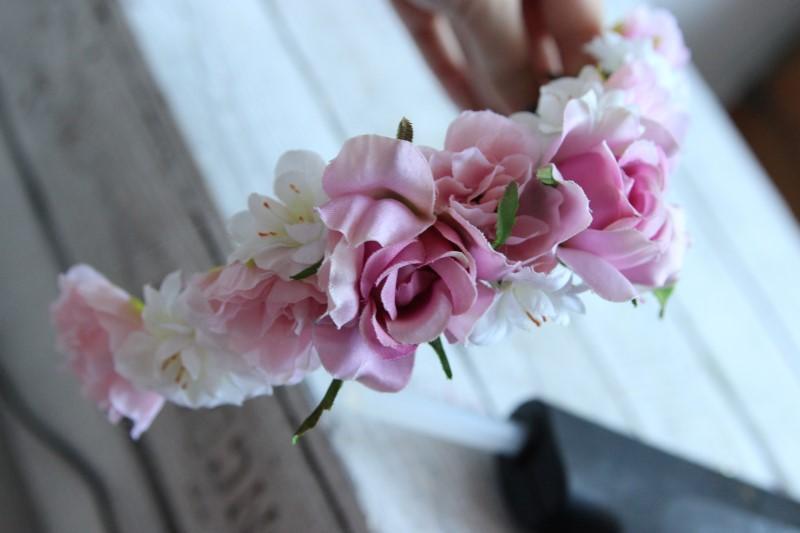 Blumenkranz - Fertig 1