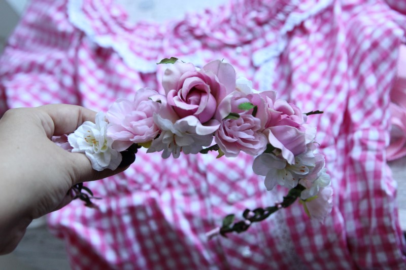 Blumenkranz - Fertig 3