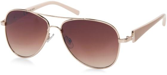 Sonnenbrillen Typ Test 53er