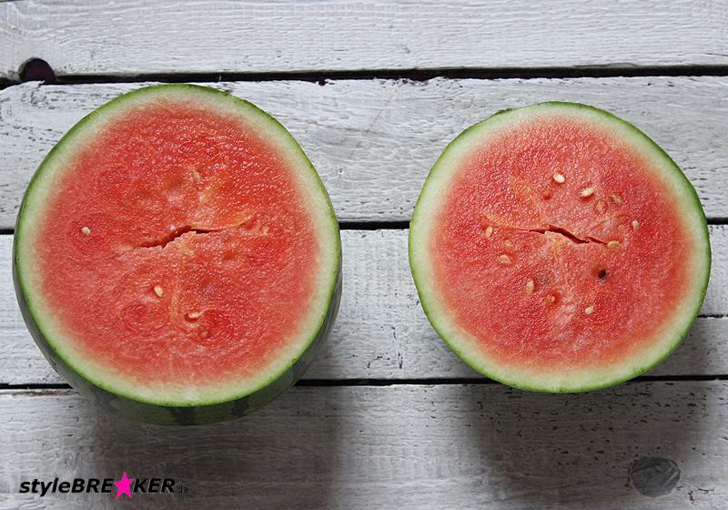 Rezept Schoko-Früchte-Fondue 1g