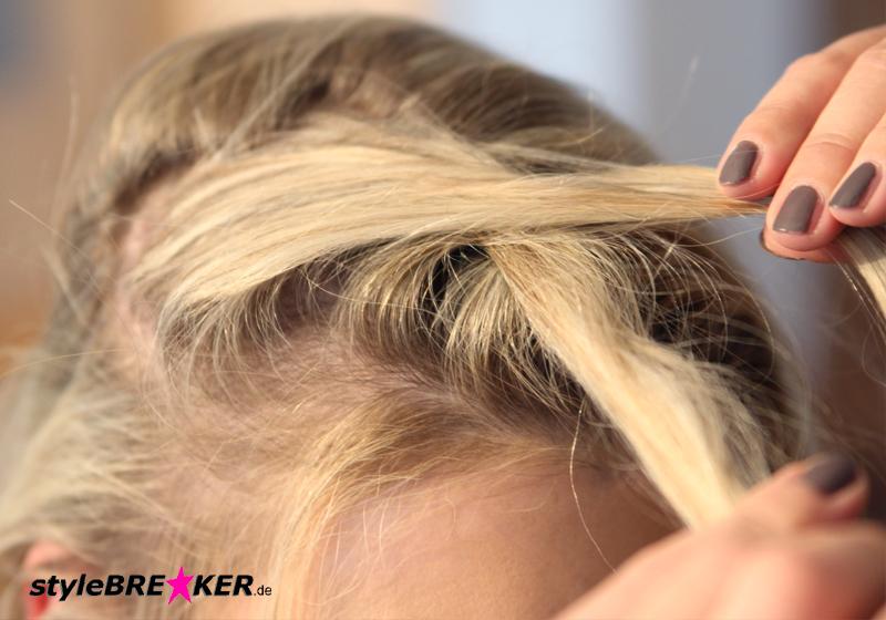 Hairstyling Flechtfrisur Festival Beach 1c