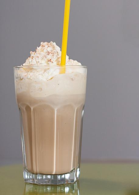 Coole Drinks für heiße Tage Eiskaffee
