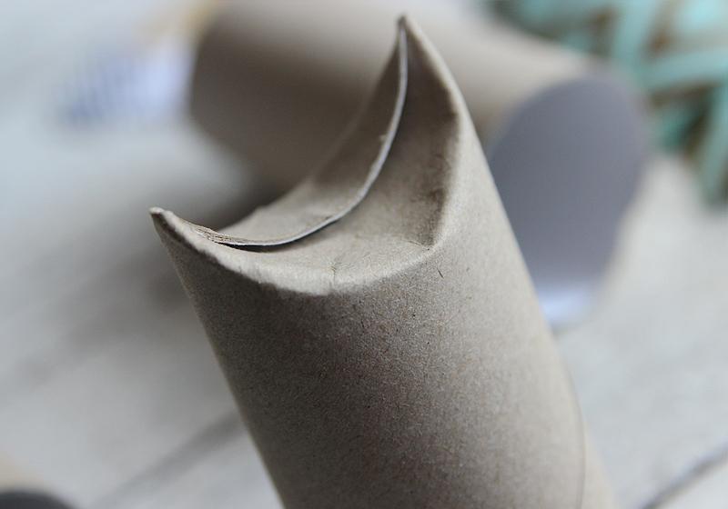 Upcycling Schmuckverpackung - Schritt 4