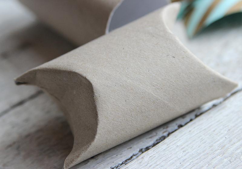 Upcycling Schmuckverpackung - Schritt 5