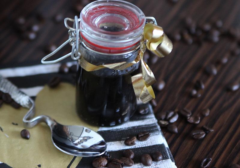 DIY Kaffee-Gesichtsmaske - Schritt 7