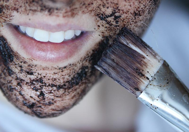 DIY Kaffee-Gesichtsmaske - Schritt 8