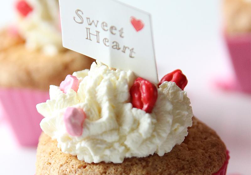Valentinstags Muffins 4