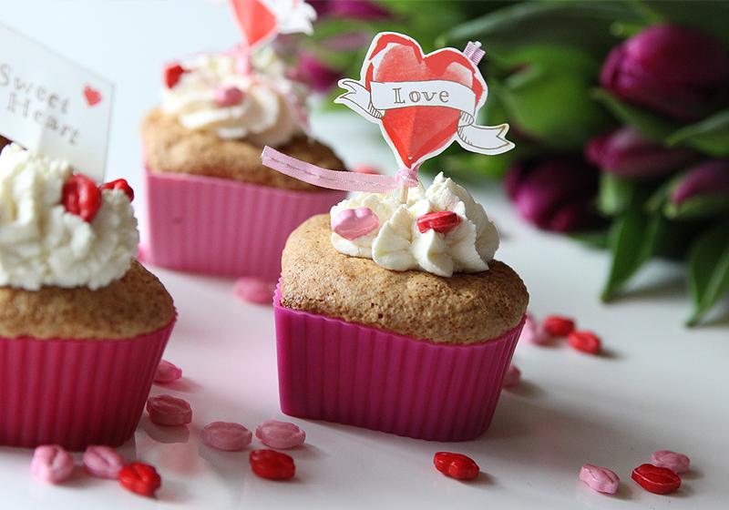 Valentinstags Muffins 5