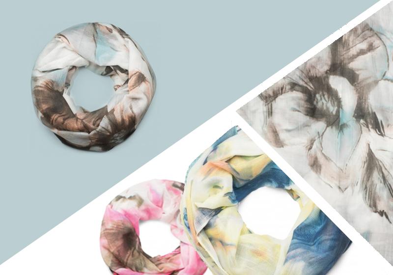 Muttertag - Schals