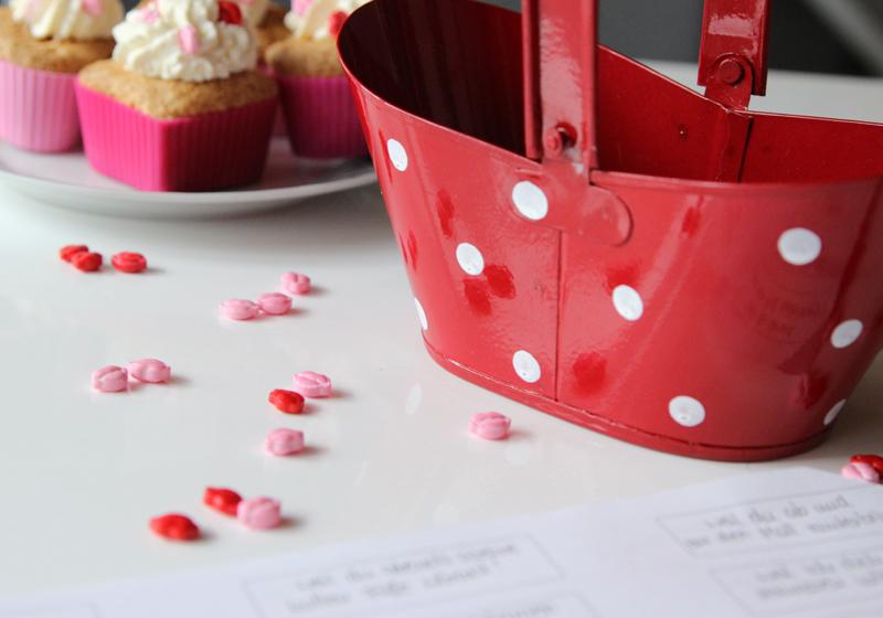 DIY zum Valentinstag - Schritt 3