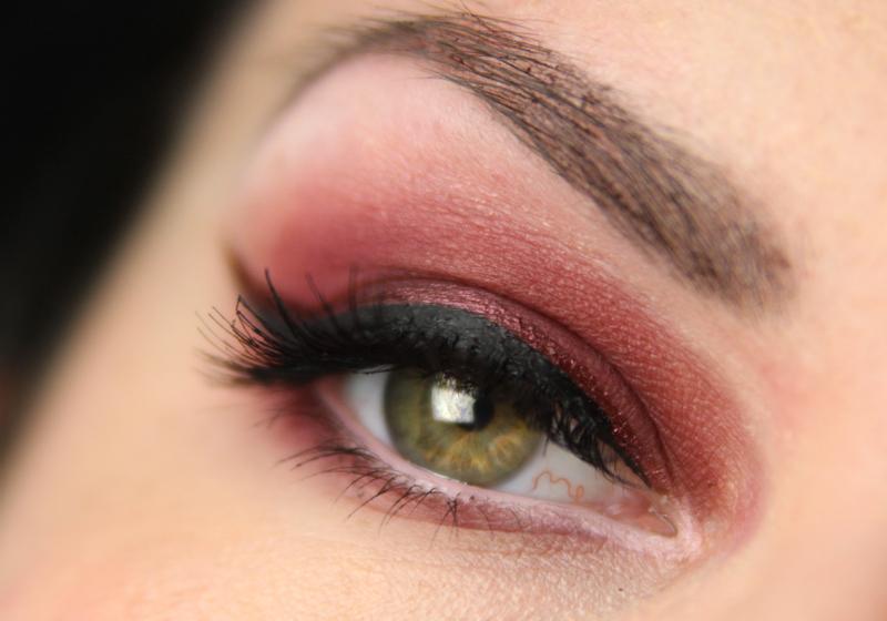 Red Smokey Eyes - Fertig 1